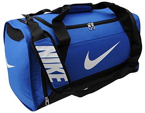 Nike Brasilia 6 Medium Grip Duffle Bag - Royal