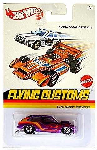 Hot Wheels - Flying Customs - 1976 Chevy Chevette