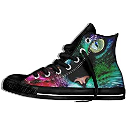 George Oy , Damen Sneaker Gr. 42, schwarz