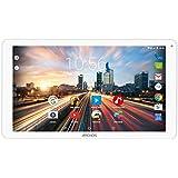 """Archos A101 Helium Lite 4G Tablette tactile 10"""" Blanc (Disque dur 8 Go, 1 Go de RAM, Android KitKat 4.4)"""