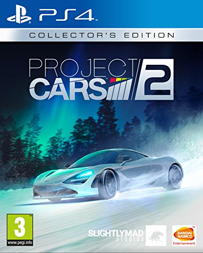 Project CARS 2 – Collector's Edition (exkl. bei Amazon.de) – [PlayStation 4]