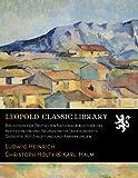 Bibliothek der Deutschen Nationalbibliothek des Achtzehnten und Neunzehnten Jahrhunderts: Gedichte; Mit Einleitung und Anmerkungen