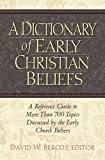 Dictionary of Early Christian Beliefs (English Edition)