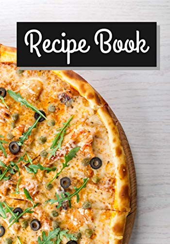 Recipe book: Recipe book, notebook to complete: Create your own book of recipe. 100 large format pages, my best recipes, flat dessert starter or ... Book to be completed, recipe organizer.
