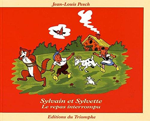 Sylvain et Sylvette, Tome 26 : Le repas interrompu