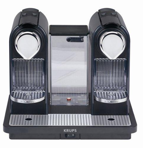 Krups XN 7505 NESPRESSO CitiZ und Co steel grey, Plus X Award