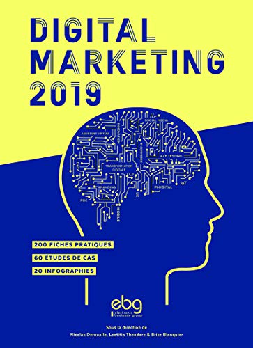 Digital Marketing 2019 par Brice Blanquier