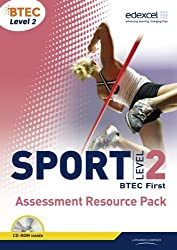 BTEC Level 2 First Sport Assessment Resource Pack (BTEC First Sport)