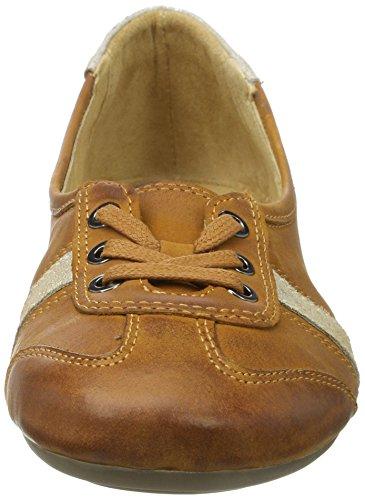 Belmondo Damen Sneaker Braun(cuoio 02)