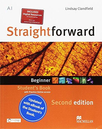 STRAIGHTFWD Beg Sb (ebook) Pk 2nd Ed (Straightforward)
