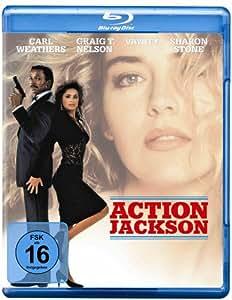 Action Jackson [Blu-ray]
