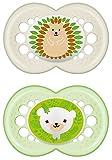 MAM Babyartikel 66172320 Original Silikon 6-16 neutral - Farblich sortiert