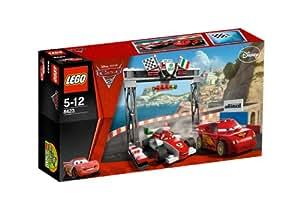 LEGO Cars - 8423 - Jeu de Construction - World Grand Prix