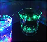 Whisky Shot Drink Glass Cup flashing Beer Bar Party Wedding Club wedding decoration Gift
