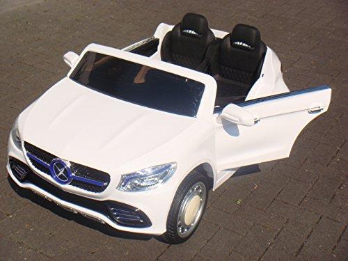 #Neuheit ! 24 V- Doppelsitzer ! Fernbedienung ! 2 Motoren ! EVA Räder !#