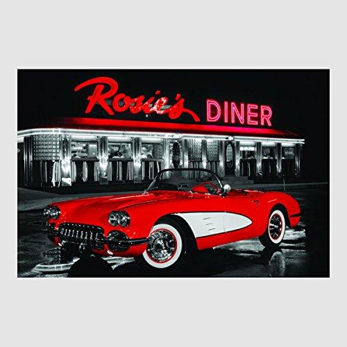 Wandbild Wandbild Rosie's