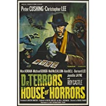 Dr. Terror's House of Horrors Poster (27 x 40 Inches - 69cm x 102cm) (1965) UK