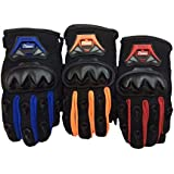 Suomy Riding Gloves (Black With Red)
