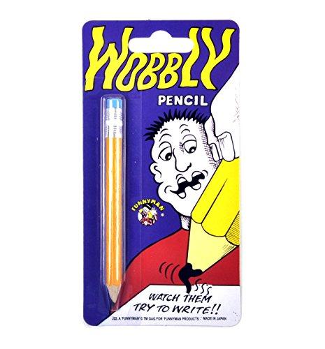 Party Pro 86722Mund Bleistift (CE),, Mehrfarbig