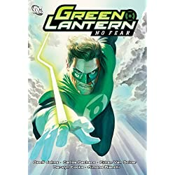 Green Lantern Vol. 1: No Fear - Ingles