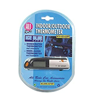 All Ride 871125202959Thermometer with Alarm Ice