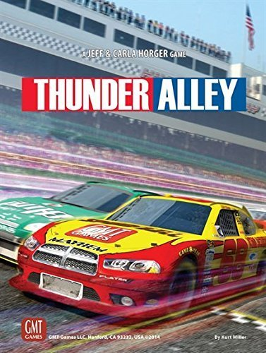 Thunder Alley Board Game by GMT Games (Thunder Board-spiel)