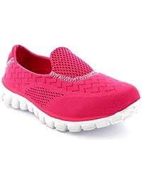 Mujer Get Fit Mesh Go Funcionamiento Atlético Caminar Zapatos Ejecutar