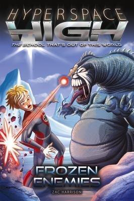 [ Frozen Enemies Harrison, Zac ( Author ) ] { Hardcover } 2013