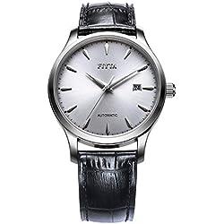 FIYTA Men's WGA1002.WWB Steel Automatic Classic Watch