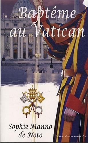 Baptême au Vatican