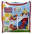Mega Bloks First Builders Vehículos Divertidos por MEGA Bloks