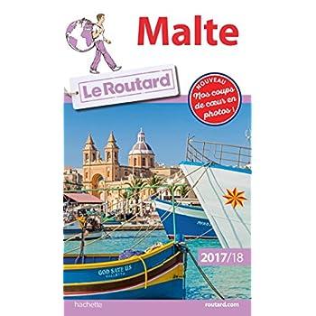 Guide du Routard Malte 2017/2018