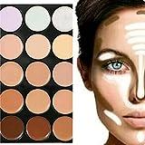Boolavard® TM Makeup Palette 15 Shades Concealer and Foundation