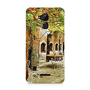 Hamee Designer Printed Hard Back Case Cover for Asus Zenfone 3s Max Design 9953