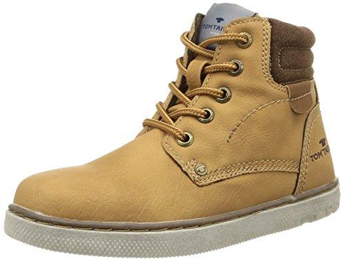 TOM TAILOR KidsTom Tailor Kinderschuhe - Sneaker Ragazzo , Marrone (Braun (Camel)), 34