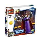 ConstructaZurg Special Edition 7591 Zurg LEGO Disney Pixar 2010
