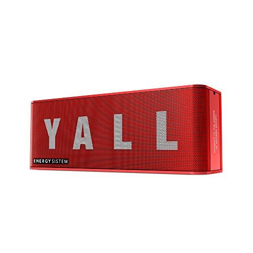 Energy Music Box 5+ Yall Edition (Bluetooth 4.1, 10 W, microSD, FM...