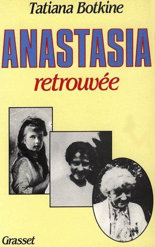 Anastasia retrouvée