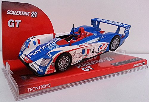 Slot SCX Scalextric 6333 Audi R8 Playstation
