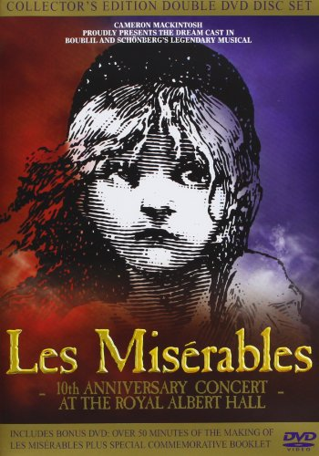 Les Miserables 10th Anniversary Concert At The Royal Albert Hall (2 Disc Collector