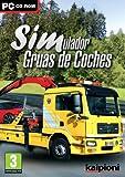 Simulatore di conduttore di gruppe di auto spagnolo