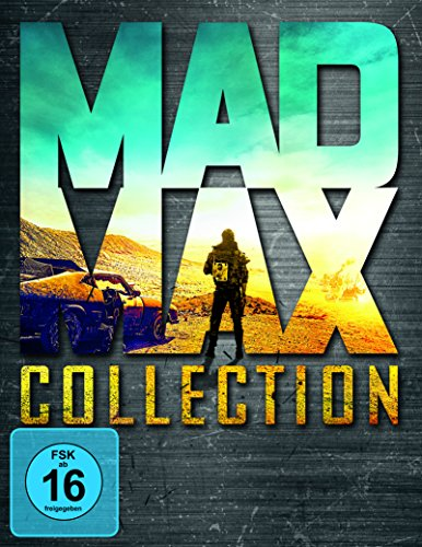 Mad Max Collection (Limited Art Card Edition) [Blu-ray] [Limited Edition]