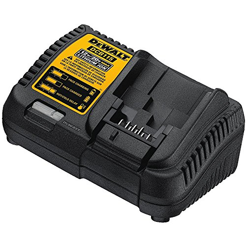 Preisvergleich Produktbild DEWALT DCB115 MAX Lithium Ion Battery Charger, 12V-20V by DEWALT