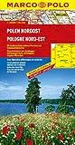 MARCO POLO Karte Polen Nordost (MARCO POLO Karten 1:300.000)