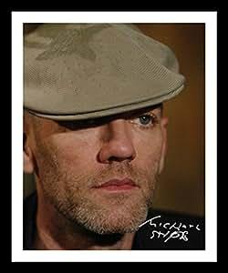 Vin Diesel Signé Autographe 21cm x 29.7cm affiche de photo