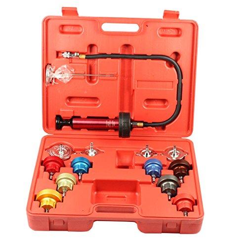 Qbace 14Radiatore prova di pressione Kit