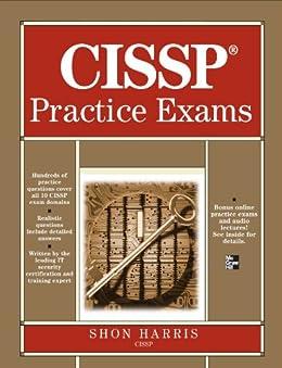 CISSP Practice Exams par [Harris, Shon]