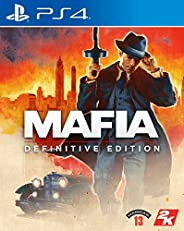 Mafia: Definitive Edition (PS4)