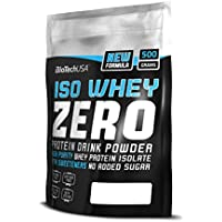 Biotech USA ISO Whey Protein Zero, 908g Boîte