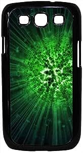 FCS Printed 2D Designer Hard Back Case For Samsung Galaxy S3 i9300